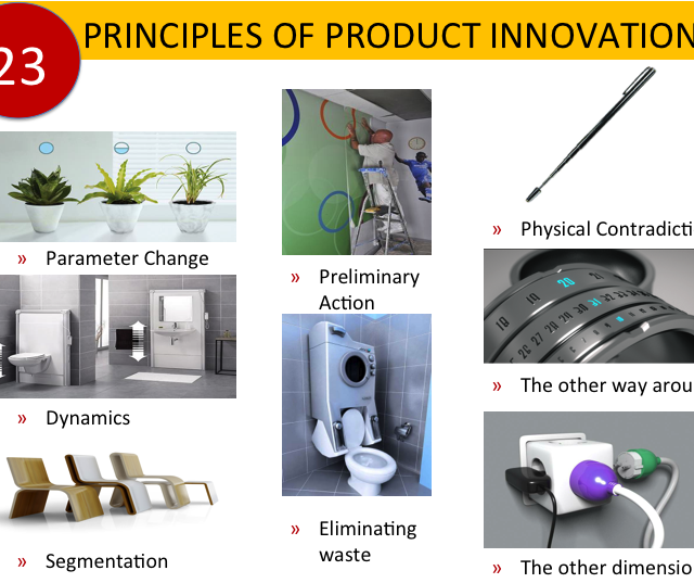 Product Innovation and Product Development Workshops